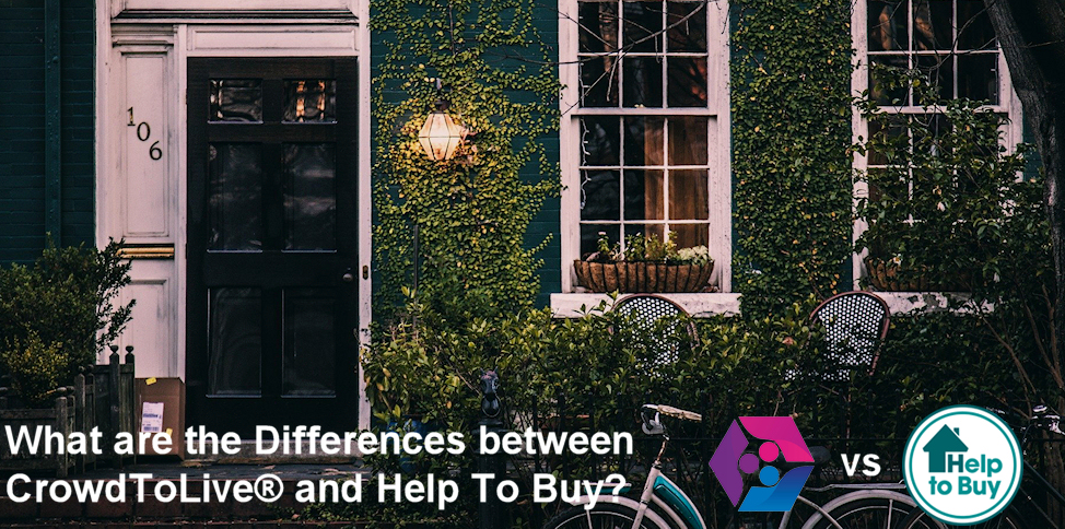 Differences Between Help to Buy and CrowdToLive®