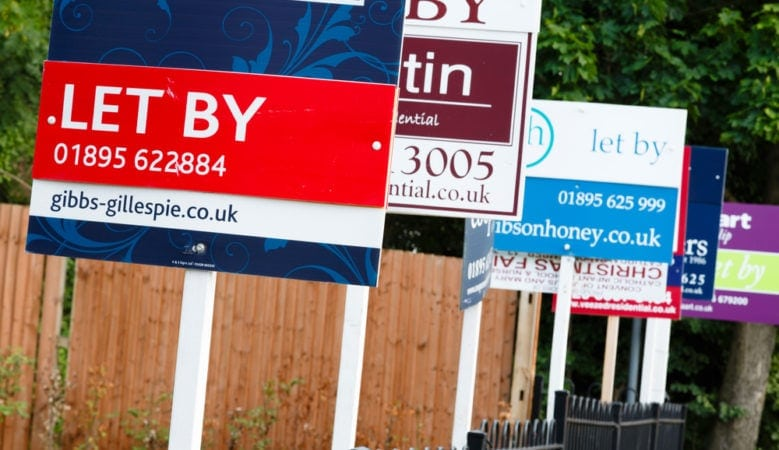 Number of homes selling within a week hits ten-year high